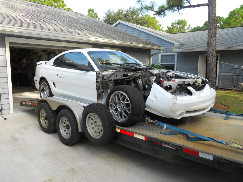 Mustang Used Parts >> Titanium Motorsports Parts For Sale